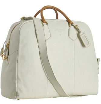 prada-white-weekend-bag \u2013 Maison d\u0026#39;adore